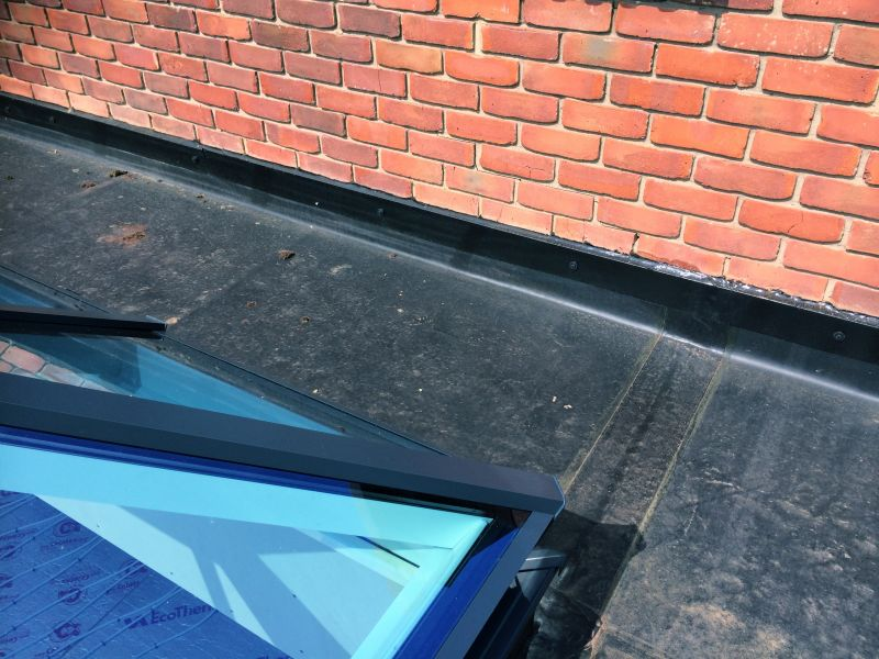Sage Roofing Flat Roof With Sky Light